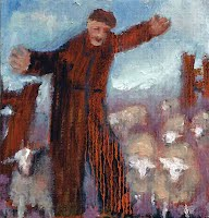 Dancing Shepherd